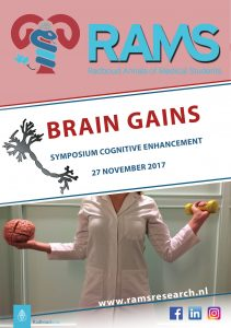 """RAMS Symposium Cognitive Enhancement """"Brain Gains"""""""
